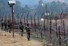 India's unprovoked firing at a Pakistani wedding near (LoC) using rockets and heavy mortars.