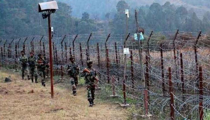 India's unprovoked firing at a Pakistani wedding near (LoC) using rockets and heavy mortars.