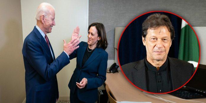 Joe Biden and Kamala Harris won the US 2020 election.