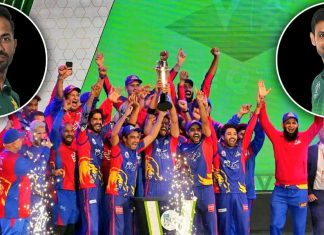 Karachi Kings won PSL 2020 by beating Lahore Qalandars.
