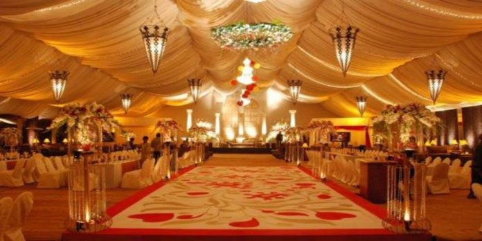 NCOC ban indoor weddings due to high rise in coronavirus cases in Pakistan.