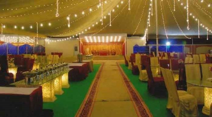 New COVID-19 SOPs for wedding halls were economically neglecting them.
