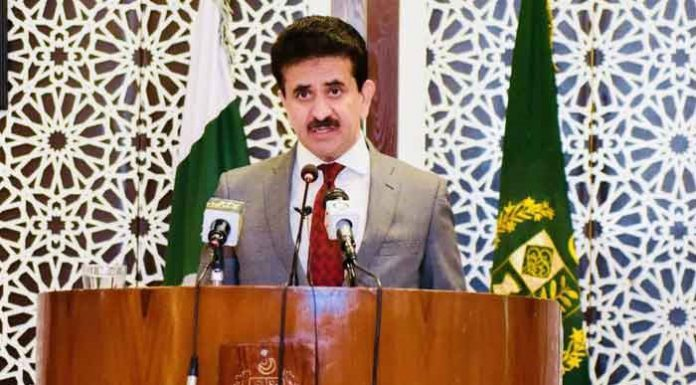 Pakistan conveyed its best wishes to United States for the current elections.