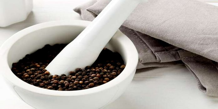 Peppercorn has several amazing nutrients that gives you baby soft skin.