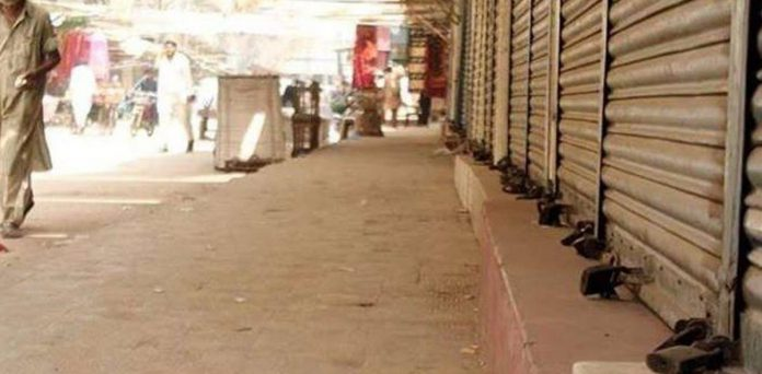 Shops & restaurants sealed due to not following SOPs properly.