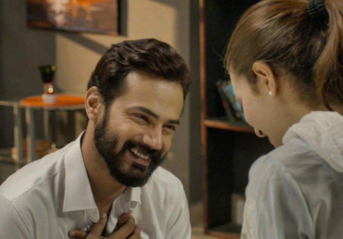 Zahid Ahmed coming up playing a greedy role in his upcoming drama 'faryaad'.