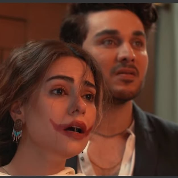 'Qayamat' is an upcoming drama serial of talented actress Amar Khan.