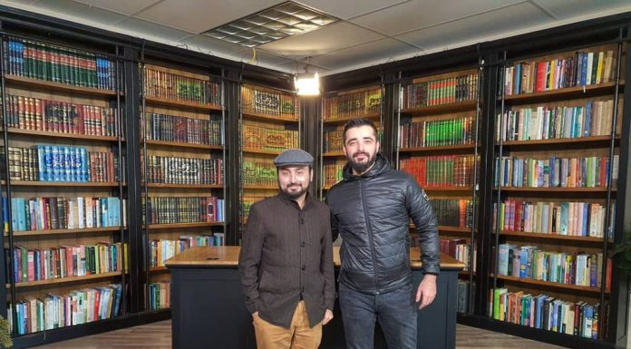 Actor Hamza Ali Abbasi is in process of writing a book about God which will finished in 2021.