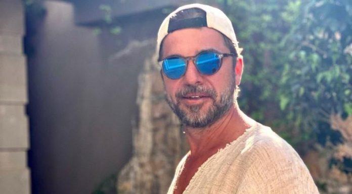 Diriliş Ertuğrul main actor Engin Altan Düzyatan landed in Pakistan.
