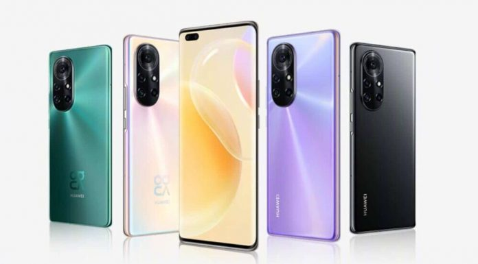 Huawei Launches its Huawei Nova 8 and Nova 8 Pro: