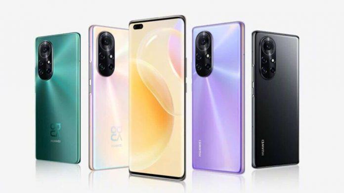 Huawei Launches its Huawei Nova 8 and Nova 8 Pro: