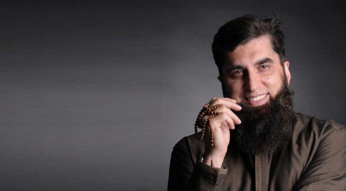 Legendary Junaid Jamshed, naat khuwan 4th death anniversary.