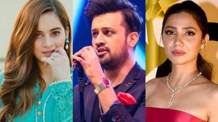 Mahira Khan, Atif Aslam and Aiman Muneeb are on Forbes Asia's 100 Digital Stars List.