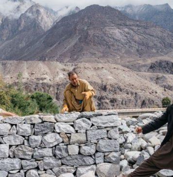 Pakistan won an international award to help build climate-proof settlements in villages.