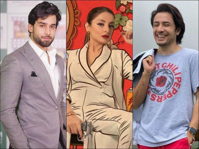 Sarwat Gilani, Bilal Abbas Khan, Ali Zafar & Sharmeen Obaid on the list of Top 50 Asian Celebrities of 2020.