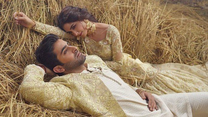 Sheheryar Munawar and Maya Ali coming together in their upcoming drama serial.