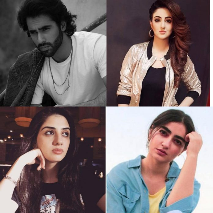 Top 4 new addition in the Pakistani drama industry that are amazing.