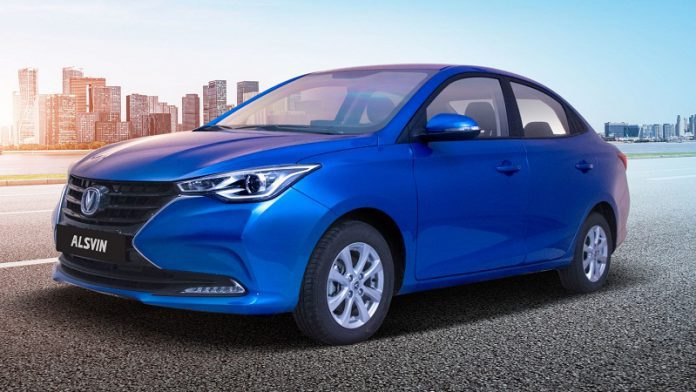 Changan Alsvin price officially announced in Pakistan