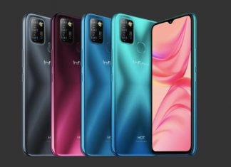 Infinix Hot 10 Play Launched, Full Specification and Price