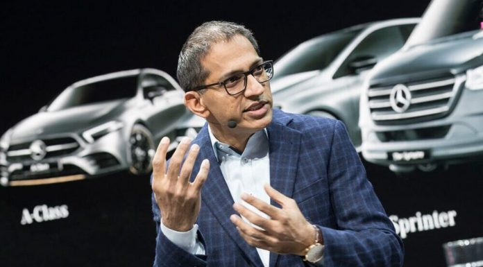Mercedes-Benz shift to Electric Vehicles by NED Graduate