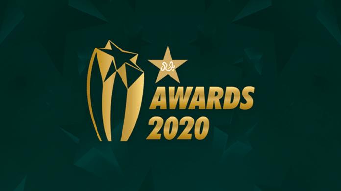 PCB Awards 2020 Babar , Rizwan, Fawad and Aliya racked up awards