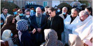 PM Imran Khan reaches Quetta to meet Hazara Community protesters