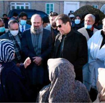 PM Imran Khan reaches Quetta to meet Hazara Community protesters