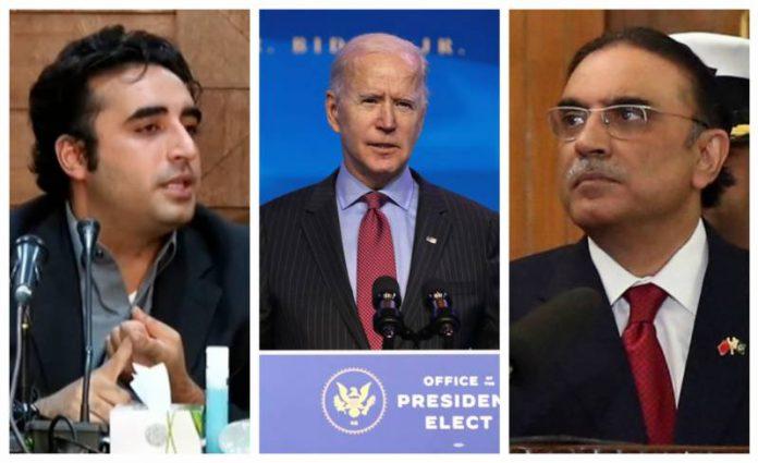 PPP Senator Farhatullah Babar, Bilawal and Zardari not invited in Biden's Inauguration