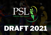 PSL DRAFT TO BE HELD AT GADDAFI STADIUM LAHORE