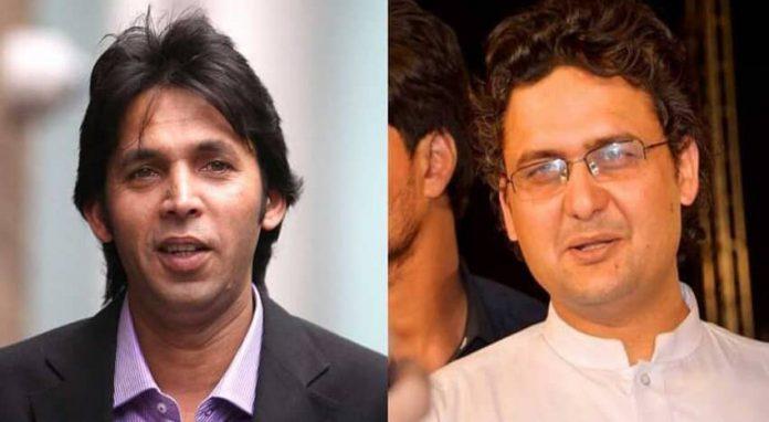 PTI Senator selects Pakistan Cricket Team claims Muhammad Asif