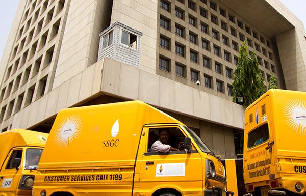Restricting Use of Gas Compressors-SSGC