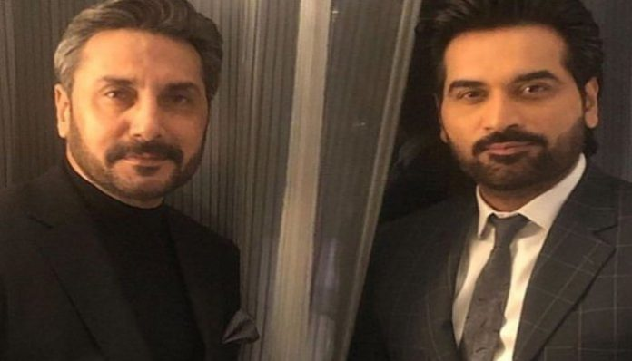 Adnan Siddiqui and Humayun Saeed once again together on the Screen