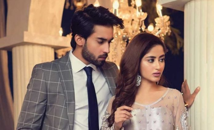 Bilal Abbas & Sajal Aly are all set for upcoming project 'Khel Khel Mein.'