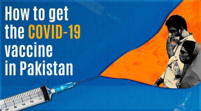 Coronavirus vaccine, How to get registered in Pakistan