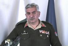 DG ISPR Maj Gen Iftikhar, Do not drag Pakistan Army into politics