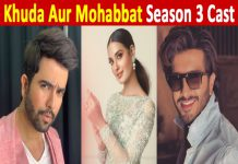 Khuda Aur Mohabbat season 3 is a classic love story.