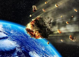NASA, The large stadium-sized space rock is traveling towards Earth.