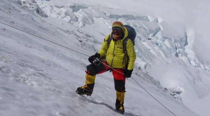 Pakistani climbers Ali Sadpara, and two others are missing on K2.