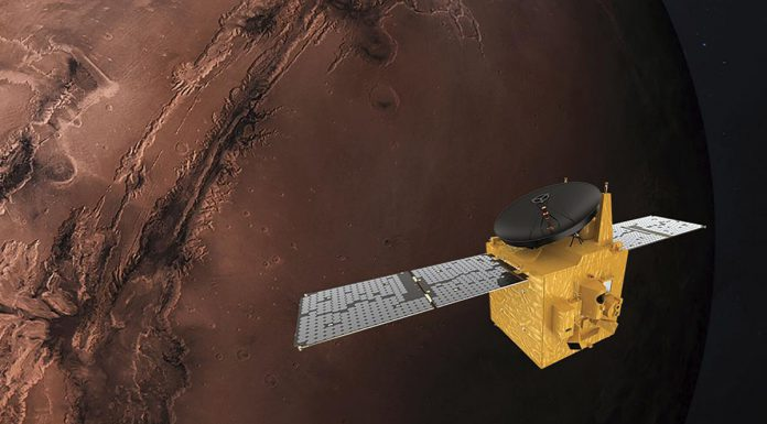 The UAE reaches Mars for the first time with its Hope inquest