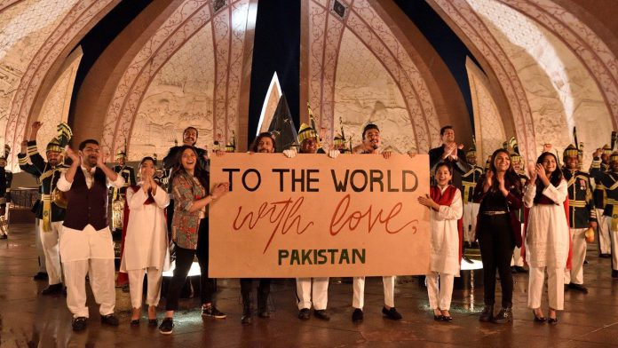 Coke Studio Releases the latest song on Pakistan Day