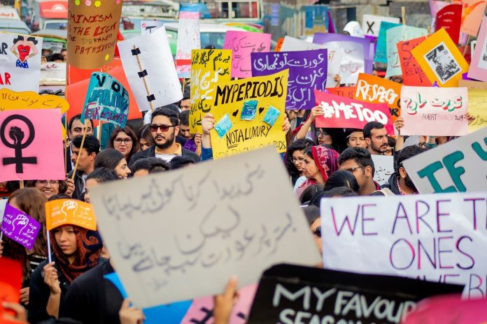 Court ordered to register FIR against the organizers of Aurat March.