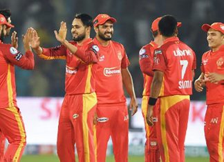 Fawad Ahmed, an Islamabad United player, tested positive.