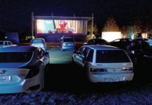 Jazz Drive-In Cinema Starts Screening in Bahria-Town Karachi