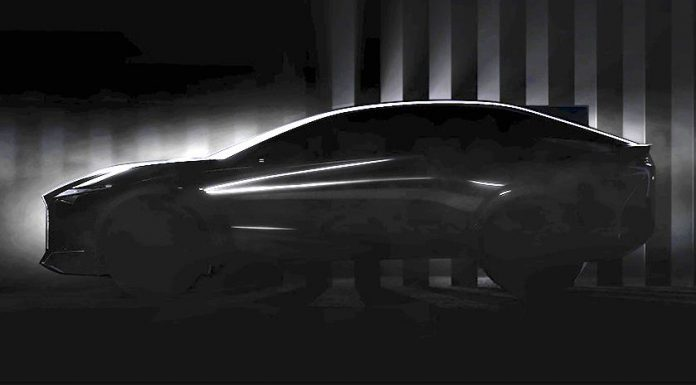 Lexus EV will reveal a brand transformation on March 30.