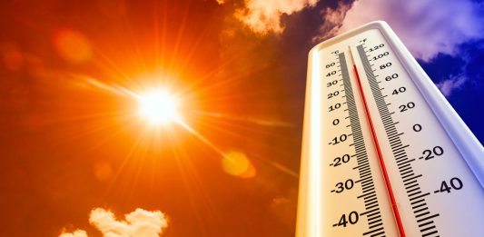 MET Office Forecast, heat-wave of the season to hit the country this week