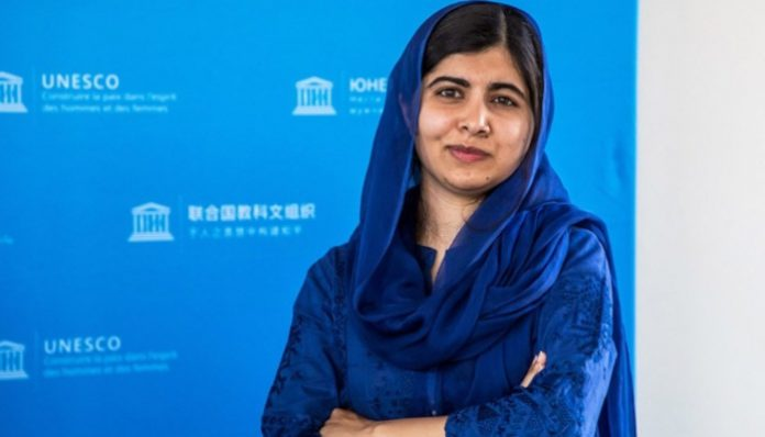 Malala Yousafzai collaborates with Apple to produce children's series.