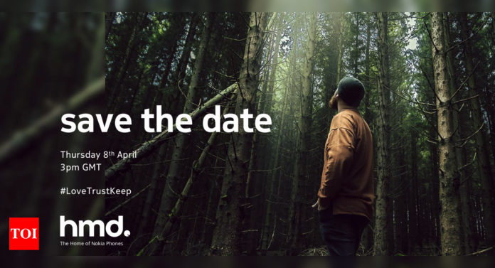 Nokia X20 is launching globally in an online event on April 08.