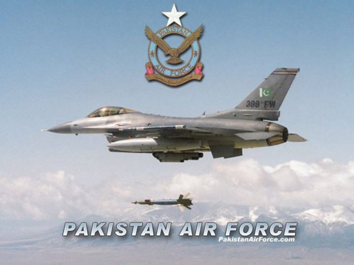 PAF reveal a song, Sadaa-e-Pakistan, to celebrate the second anniversary.