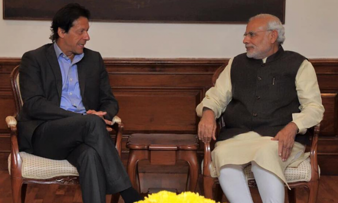 Pakistan wants a peaceful relationship with India, PM Imran.