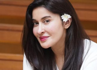 Shaista Lodhi upcoming drama serial Pardes is coming soon.